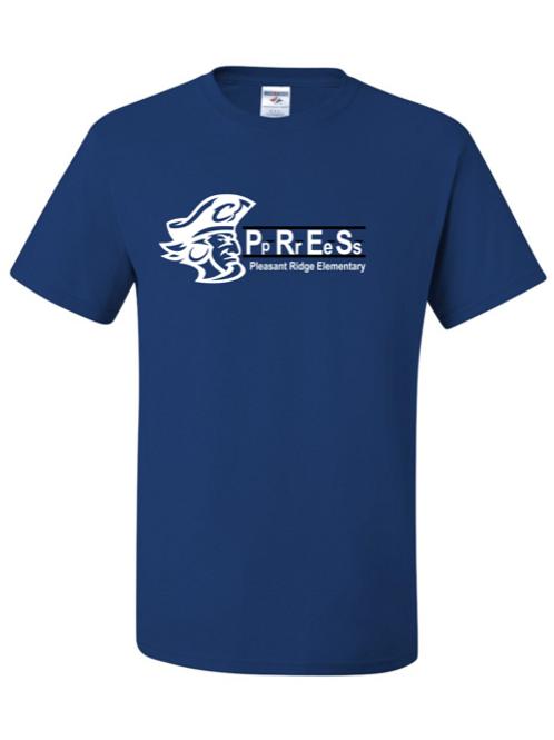 """P.R.E.S."" Youth Short Sleeve Tee"