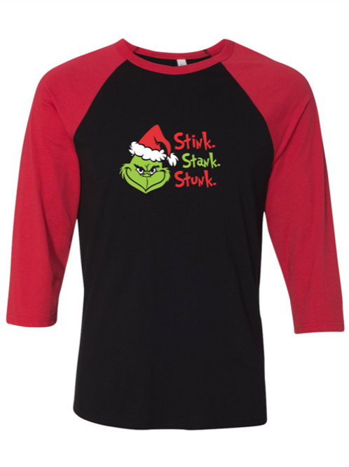 """Stink. Stank. Stunk."" Adult Pajama Set"