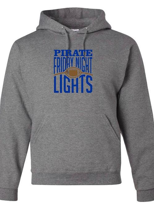 """""""Friday Night Lights"""" Hooded Sweatshirt"""