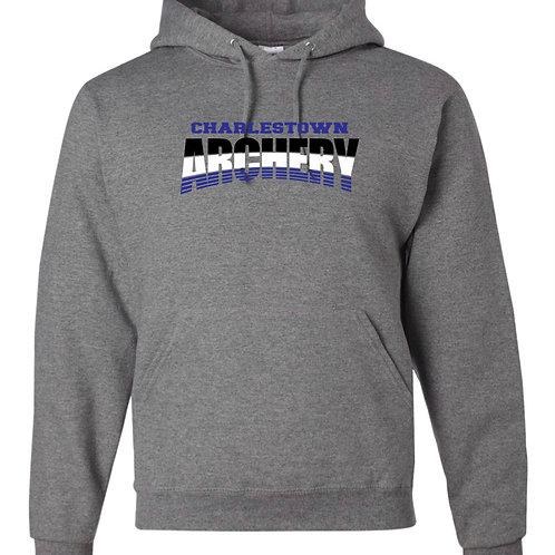 """Charlestown Archery"" Hooded Sweatshirt"