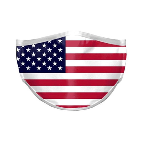 American Flag Adult Face Mask
