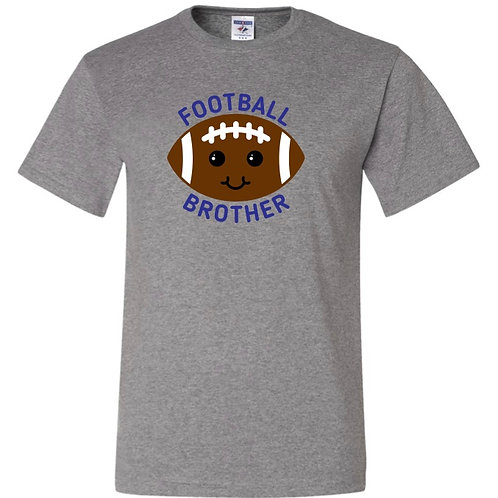 """Football Brother"" Short Sleeve Tee"