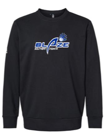 """Blaze"" Adidas Adult Crewneck Sweatshirt"