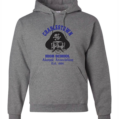 """Charlestown Alumni"" Hooded Sweatshirt"