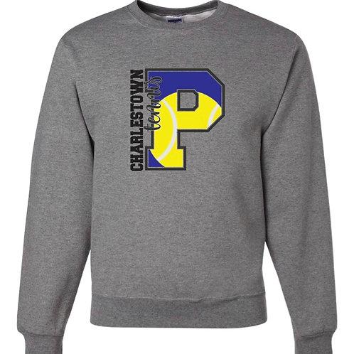 """Charlestown Tennis"" Crewneck Sweatshirt"