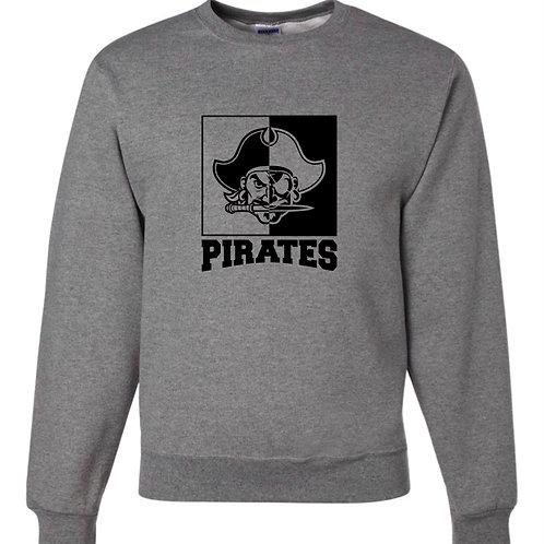 """Pirates"" Crewneck Sweatshirt"