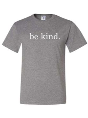 """Be Kind"" Youth Short Sleeve Tee"