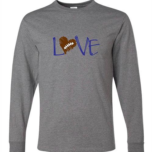 """Love"" Long Sleeve Tee"