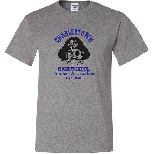 """Charlestown Alumni"" Short Sleeve Tee"