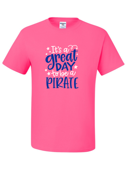"""Great Day"" Youth Short Sleeve Tee"