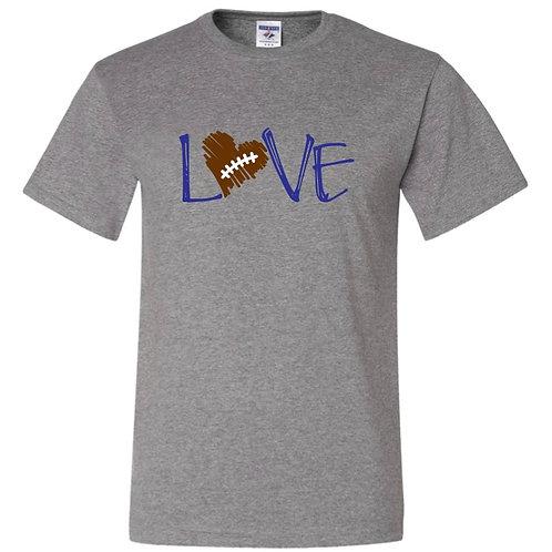 """Love"" Short Sleeve Tee"