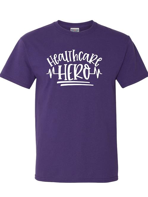 """Healthcare Hero"" Tee"