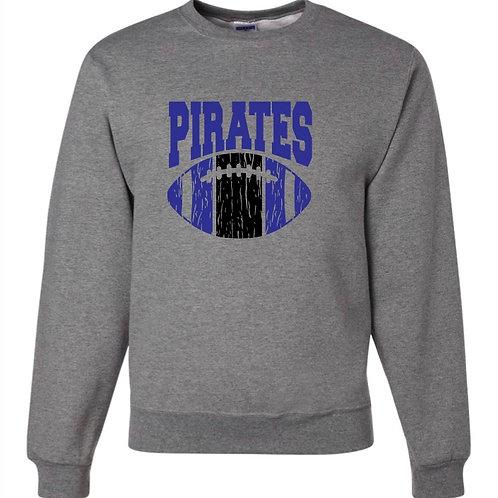 """Football"" Crewneck Sweatshirt"