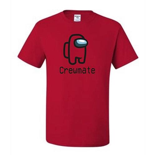 """Crewmate"" Youth Short Sleeve Tee"