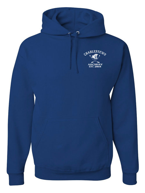 """""""Let Your Arrows Fly"""" Hooded Sweatshirt"""