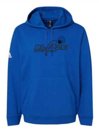 """Blaze"" Adidas Adult Hooded Sweatshirt"