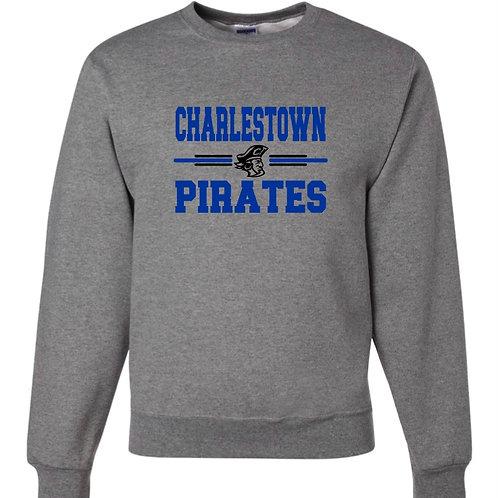 """Charlestown Pirates"" Crewneck Sweatshirt"