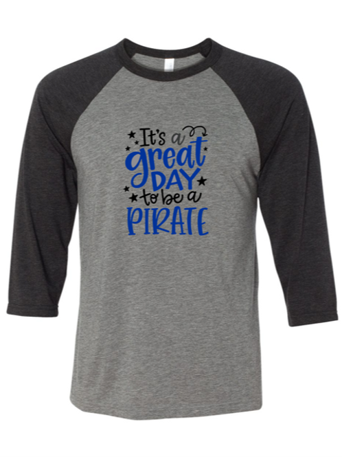 """Great Day"" Youth Baseball Tee"