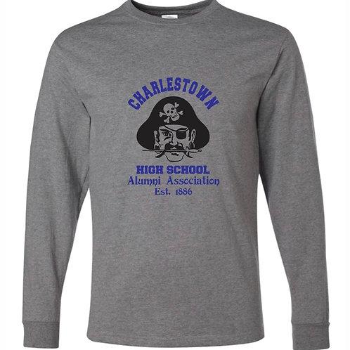 """Charlestown Alumni"" Long Sleeve Tee"