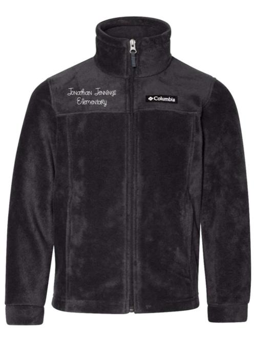 Jonathan Jennings Elementary Adult Columbia Fleece Jacket