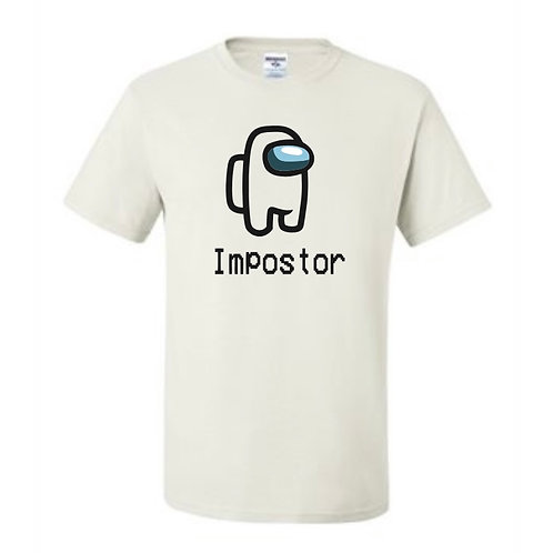 """""""Imposter"""" Youth Short Sleeve Tee"""