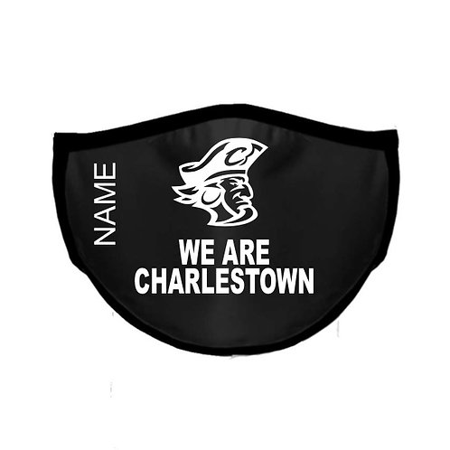 """""""We Are Charlestown"""" Adult Face Mask"""