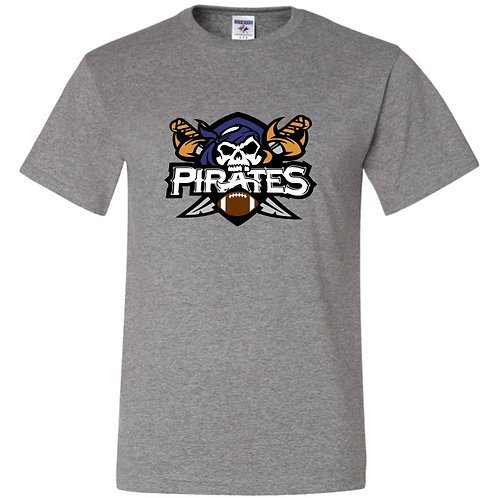 """Pirates"" Short Sleeve Tee"