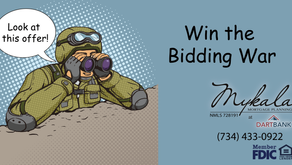 Tired Of Competing In Bidding Wars For Your New Home….. AND STILL LOSING OUT!?
