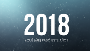 ¿Qué (me) pasó este año?