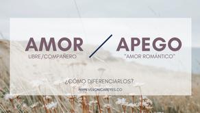 AMOR/APEGO