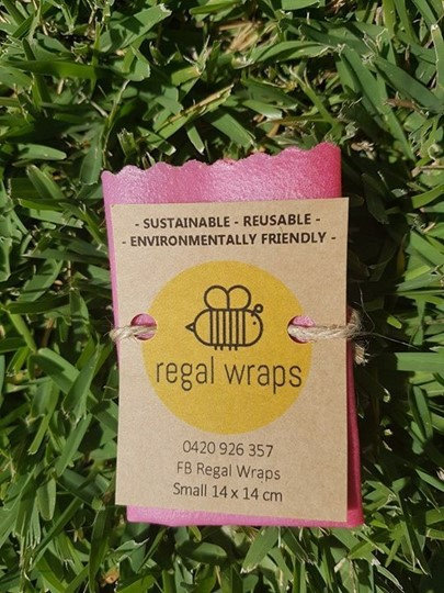 Beeswax Wraps Small 5 Pack