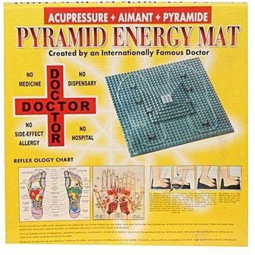 Pyramid Energy Mat - Grounding