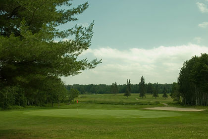 Highview Golf Course Hole 2