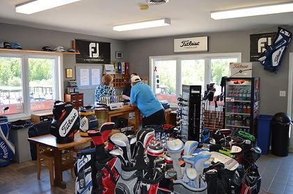 Highview Golf Course Golf Shop