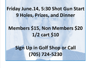 Join Us For The Des Harrington Classic!