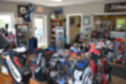 Highview Golf Course Golf Equipment