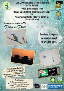 """Concours """"photos nature"""" - 3ème place."""