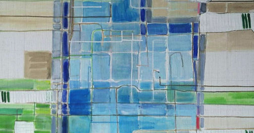 Abstract Art/Swimming Pools
