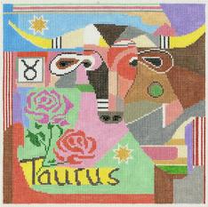 Taurus Zodiac Square - Z101