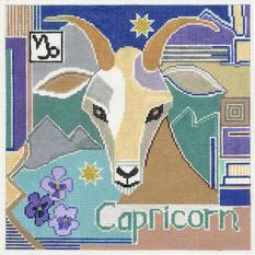 Capricorn Zodiac Square - Z112