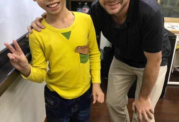 Congratulations, Ray!恭喜Seal班的Ray榮獲新民國小英文演講比賽起冠軍🏆!
