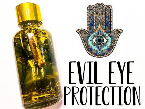 Evil Eye Protection Oil