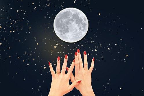 New Moon / Full Moon Manifesting Ritual