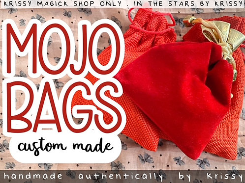 CUSTOM - Mojo Bags