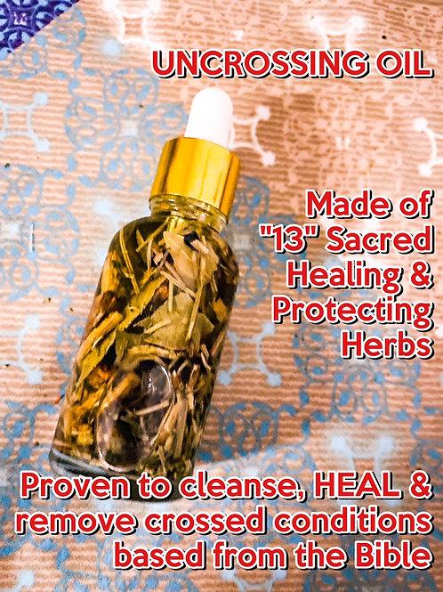 Uncrossing / Hex Break / All Heal Oil