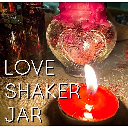 Love Shaker Jar