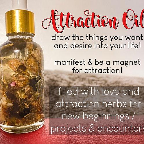 Attraction Oil