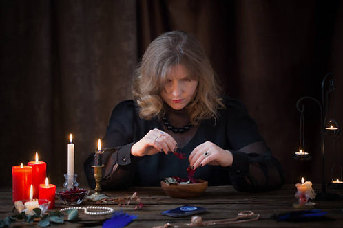 Magick Working - Divination