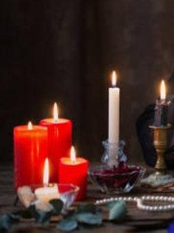 5 Day - Setting Up Lights Ritual