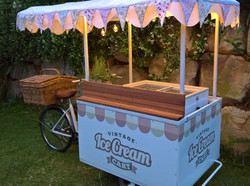 Ice Cream Cart Hire Wedding Brisbane